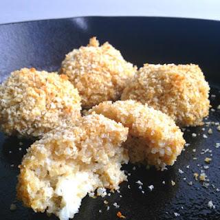 Baked Quinoa Arancini Rice Balls