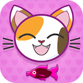Fishy Nom Nom Cat 🐈Free Endless Fish Catching