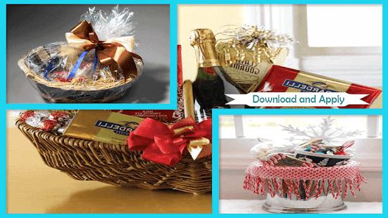Best DIY Christmas Gift Basket Ideas - náhled