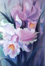 Photo: KP29 Orchids (for 18 x 24 canvas) $6.99