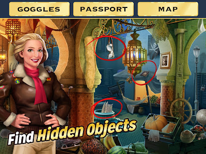 Game Pearl's Peril - Hidden Object Game APK for Windows Phone