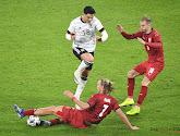 Rondje oefeninterlands: geteisterd Denemarken wint, Duitsland heeft genoeg aan één doelpunt