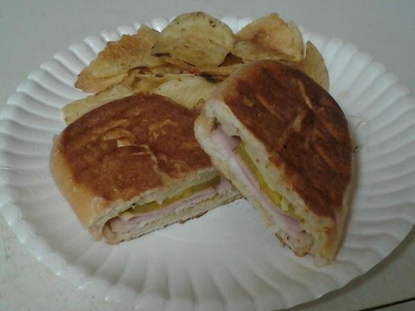Cubanos - Cuban Sandwiches Recipe