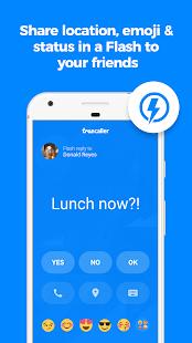 Screenshots of Truecaller: Caller ID, SMS spam blocking & Dialer for iPhone