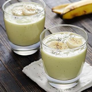 Banana Avocado Drink