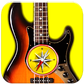 Bass Guitar Chords Compass