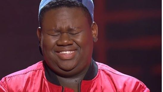 Idols SA contestant King B made it through to the top 10.