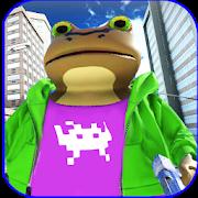 3D Crimina Frog Game Amazing Adventure