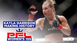 Kayla Harrison Making History: PFL Women's 155 thumbnail