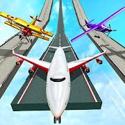 Vertical Ramp Game – Plane Simulator