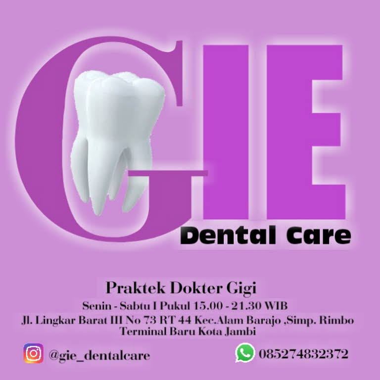 Klinik spesialis Dental Care Jambi hendak menolong Kamu buat memperoleh Dental Care Jambi yang sehat serta menawan dengan bermacam sarana perawatan yang ditawarkannya. Untuk sebagian orang mempunyai Dental Care Jambi yang sehat serta menawan ialah perihal yang sangat berarti. Apalagi sebagian antara lain rela menghasilkan duit ratusan juta rupiah demi mempunyai Dental Care Jambi yang mempesona. Menjaga Dental Care Jambi tidak lumayan cuma dengan menggosok Dental Care Jambi serta berkumur memakai mouthwash. Tiap harinya terdapat kotoran yang tertinggal pada Dental Care Jambi serta lama- kelamaan mengendap jadi karang Dental Care Jambi. Karang Dental Care Jambi tidak dapat dibersihkan dengan metode menggosok Dental Care Jambi. Buat membersihkannya dibutuhkan penindakan lebih lanjut dengan memakai perlengkapan serta tenaga kedokteran yang mencukupi. Sayangnya tidak seluruh orang menyadari perihal yang sama. Untuk sebagian orang menjaga Dental Care Jambi dengan tiba ke dokter Dental Care Jambi ataupun ke klinik Dental Care Jambi bukan ialah perihal yang  tidak berarti.  Klinik Dental Care Jambi sediakan bermacam sarana perawatan Dental Care Jambi, baik preventif ataupun penyembuhan. Tidak hanya itu terdapat pula perawatan yang diperuntukan buat memperindah ataupun membuat cantik wujud Dental Care Jambi. Tetapi pada kesimpulannya segala perawatan yang disediakan di klinik Dental Care Jambi mempunyai tujuan buat melindungi kesehatan Dental Care Jambi serta mulut. Pelayanan ataupun perawatan dasar yang disediakan klinik Dental Care Jambi antara lain merupakan premadikasi, pencabutan Dental Care Jambi, penambalan Dental Care Jambi, perawatan pada syaraf Dental Care Jambi, konsultasi Dental Care Jambi serta penyembuhan emergency Dental Care Jambi. Segala aksi perawatan tersebut pastinya dikerjakan oleh tenaga kedokteran ialah dokter Dental Care Jambi yang telah menempuh pembelajaran resmi serta tersertifikasi.  Butuh dikenal untuk Kamu yang bisa jadi sedikit mengabaikan kese
