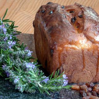 Rosemary and Sultana Bread