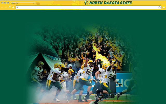 North Dakota State University New Tab