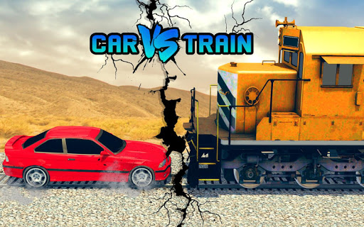 Train Vs Car Crash: Racing Games 2019 android2mod screenshots 16