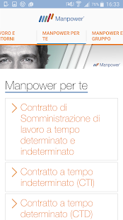 My Job by Manpower Italia- screenshot thumbnail