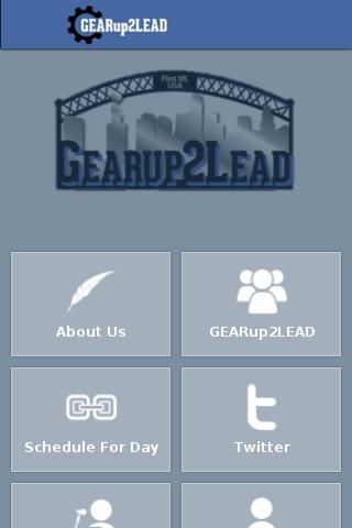GEARup2LEAD