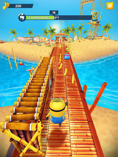Minion Rush: Despicable Me Official Game apkpoly screenshots 12