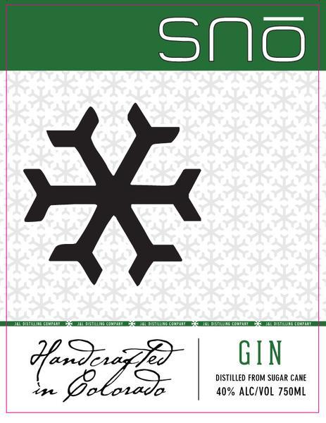 Logo for Sno Gin