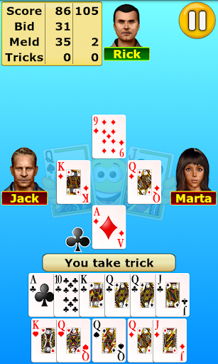 Pinochle apkpoly screenshots 3