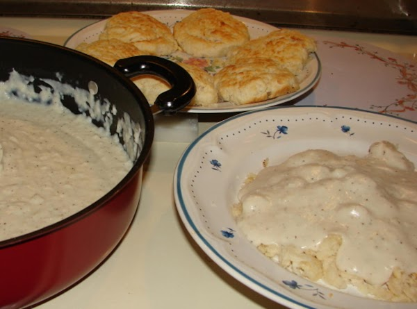 Meatless Biscuits And Gravy Recipe
