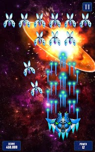 Space Shooter: Galaxy Attack MOD (Free Shopping) 7