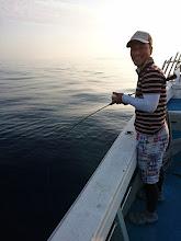 "Photo: 「ESOとか釣んなよ!」 ・・・という""ウエムラさん""の魚は?"