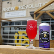 Blueberry Beret - Fruited Kettle Sour 4.2% ABV - Tall Can