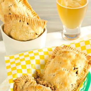 Cheeseburger Hand Pies.