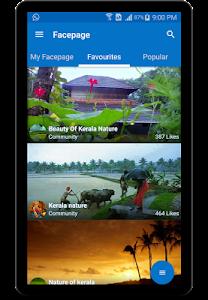 Facepage screenshot 11