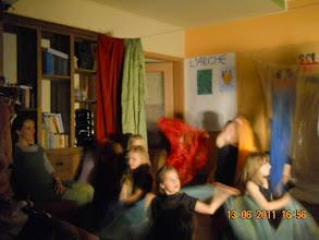 Photo: 13 VI 2011 roku - scena  zbiorowa