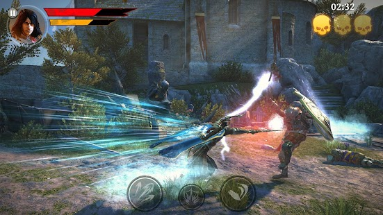 Iron Blade: Monster Hunter RPG Screenshot