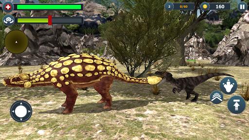 Dinosaur Simulator Free apkpoly screenshots 3