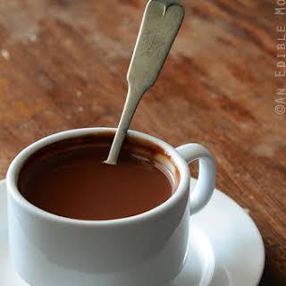 Parisian-Style Drinking Chocolate.