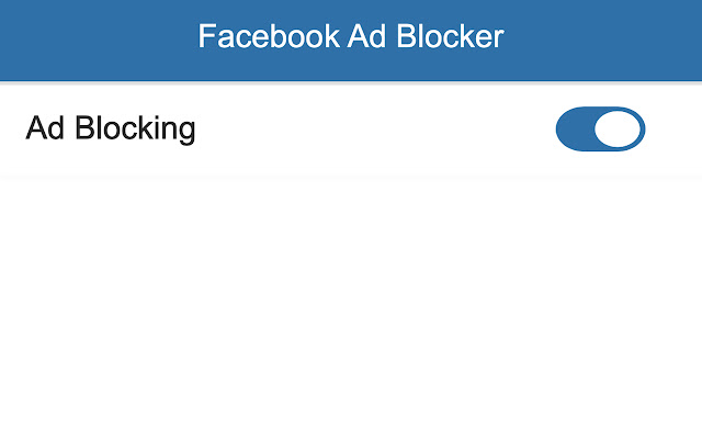 Social Ad Blocker
