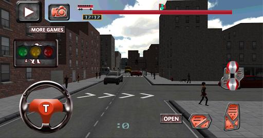 SAN ANDREAS Bus Mission 3D 1.3 screenshots 7