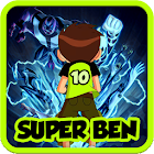 Super Ben Hero - Ten Power icon