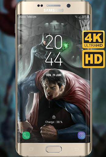 Batman Vs Superman Wallpapers HD 4K Screenshot 3