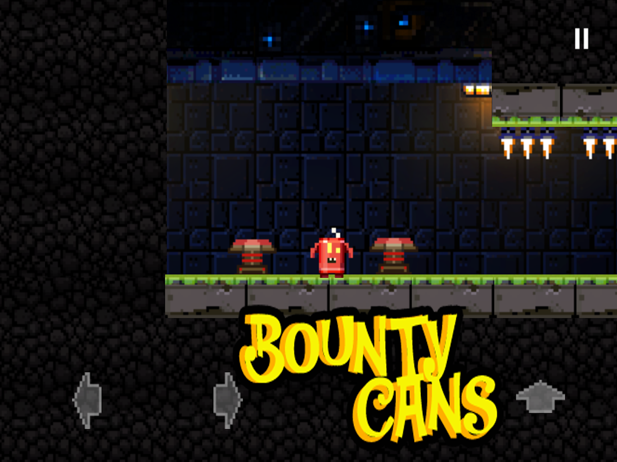 Bounty cans- screenshot