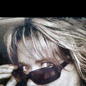 B.D. Eyes by Diane Beique-Jacques - Black & White Portraits & People (  )