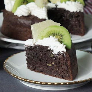 Avocado Banana Cake.
