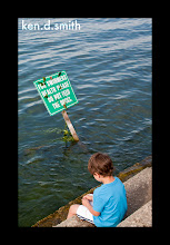 Photo: Sorry kid, you can't feed the ducks.  Also, Santa doesn't exist, and the tooth fairy is a lie...