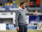 Gert Verheyen, le coach d'Ostende a repris Nicolas Lombaerts et Laurent De Bock pour le match face à Charleroi