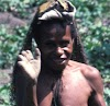 Papua. Tribes Baliem Valley Time Travel. All fingers cut