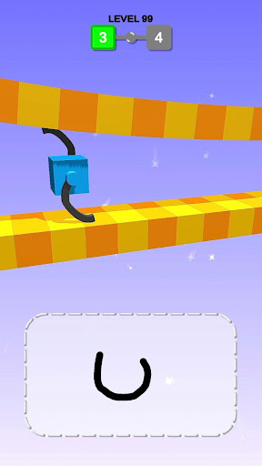 Draw Climber apktram screenshots 5