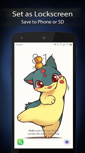 Adorable Pokemon Wallpapers Aplicaciones (apk) descarga gratuita para Android/PC/Windows screenshot