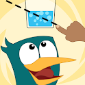Stupid Bird: Cut Puzzle game icon
