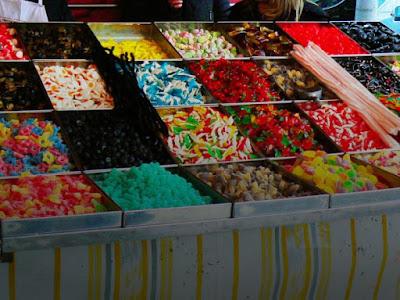 Mercanti di dolciumi di mariariccia