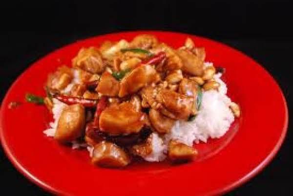 Easy Delicious Kung Pao Chicken