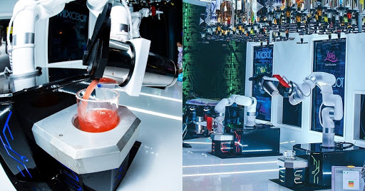To expand revenue streams, this F&B group has a robot bartender to reduce returned drinks