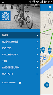 Santa Fe en Bici- screenshot thumbnail